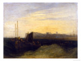 Margate, circa 1808 Giclee Print by William Turner