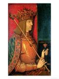 Emperor Maximilian I (1459-1519) Giclee Print by Bernhard Strigel