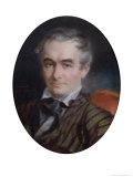 Portrait of Prosper Merimee (1803-70) 1853 Giclee Print by Simon Jaques Rochard