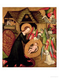 Nativity, circa 1425 Giclee Print by  Master of Raigern