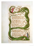 The Divine Image, from Songs of Innocence Giclee Print by William Blake