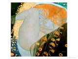 Danae, c.1907 Giclee Print by Gustav Klimt