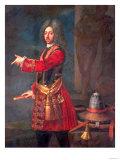 Prince Eugene of Savoy (1663-1736) Giclee Print
