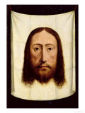 The Holy Face, circa 1450-60 Giclee Print by Dieric Bouts