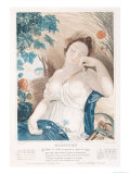 Messidor (June/July), Tenth Month of Republican Calendar, Engraved by Tresca, French, circa 1794 Giclee Print by Louis Lafitte