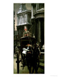 Going to Business (Going to the City), circa 1879 Giclee Print by James Tissot