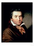 Ludwig Van Beethoven (1770-1827) Giclee Print
