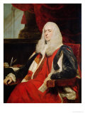 Alexander Loughborough, Earl Rosslyn and Lord Chancellor, 1785 Reproduction procédé giclée par Joshua Reynolds
