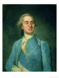 Portrait of Louis XVI (1754-93) 1775 Giclee Print by Joseph Siffred Duplessis