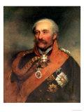 Field Marshal Prince Von Blucher (1742-1819) circa 1816 Giclee Print by George Dawe