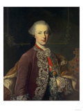 Emperor Joseph II of Germany (1741-90) Giclee Print