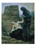 Pity, 1887 Giclee Print by Pierre Puvis de Chavannes