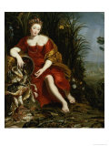 Allegory of Water Giclee Print by Cornelis de Vos
