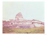 Mayan Observatory, circa 1050 Giclee Print