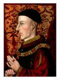 Portrait of Henry V (1387-1422) Giclee Print