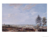 The Siege of Yorktown in 1781, 1784 Giclee Print by Louis Nicolas van Blarenberghe