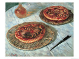 Fruit Tarts, 1882 Giclee Print by Claude Monet
