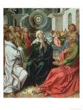 Pentecost Giclee Print by Pieter Coecke van Aelst