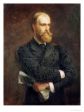 Portrait of Charles Stewart Parnell (1846-91) 1892 Giclee Print by Sydney Prior Hall