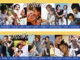 Mothers, 2 part laminated poster set Posters