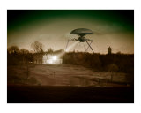 War Of The Worlds Photographic Print by Chris Harvey