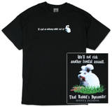 Monty Python - Killer Rabbit T-shirts