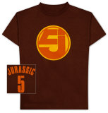 Jurassic 5 - Logo V&#234;tements
