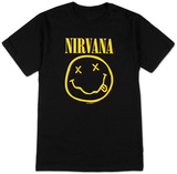 Nirvana - Smile Shirts