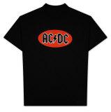 AC/DC - Classic Oval Logo Vêtements
