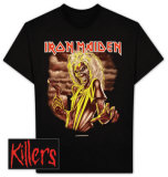Iron Maiden - New Killers Shirts