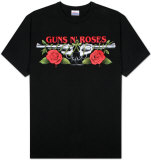 Guns N Roses - Roses &amp; Pistols V&#234;tements