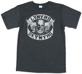 Lynyrd Skynyrd - Biker Patch - T shirt