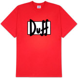 The Simpsons - Duff Logo T-shirts