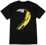velvet underground   andy warhol logo t shirts