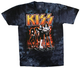 Kiss - Hotter Than Hell T-shirts