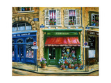 Le Fleuriste Giclee Print by Marilyn Bast Dunlap