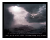 Isaiah 40 Giclee Print by Bill Stephens
