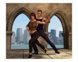 Dancers Photographic Print by John Junek