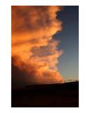 Face In The Clouds Photographic Print by Jon Orsatti