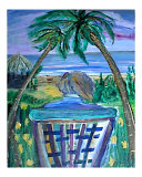 Key West Timeout Impresso gicle por Barbara Aliaga
