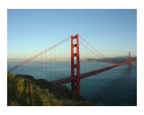 Golden Gate Bridge - San Francisco, California Photographic Print by Miska Slock