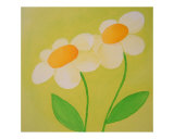 Summer Daisies Giclee Print by Astrid 