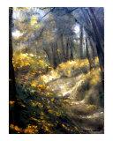 Spring Giclee Print by Mikhail Onanov