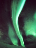 Aurora over Tromso Photographic Print