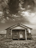 Abandoned House Photographic Print by Aaron Horowitz