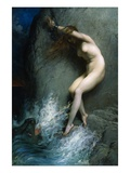 Andromeda Giclee Print by Gustave Dore