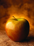 Apple Photographic Print by Duncan Smith