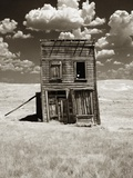 Abandoned Shack in Field Photographic Print by Aaron Horowitz