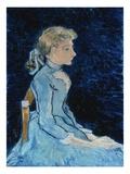 Adeline Ravoux Giclée-tryk af Vincent van Gogh