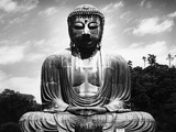 Great Buddha of Kamakura Photographic Print